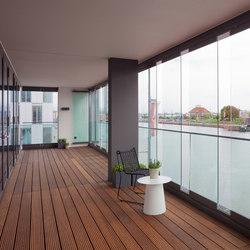 Balcony glasing SL 25 XXL | Cerramientos para terrazas / balcones | Solarlux