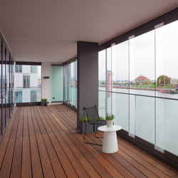 Balkonverglasung SL 25 XXL | Balkonverglasung | Solarlux