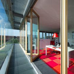 Balcony glasing SL SL Comfort façade | Cerramientos para terrazas / aleros | Solarlux