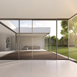 Cero | Window systems | Solarlux