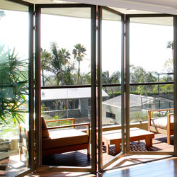 Bi-folding doors SL 45 | Window systems | Solarlux