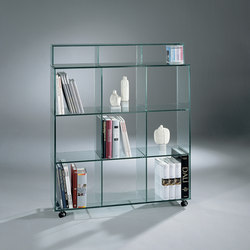 Bookline BL 33 FL k | Display cabinets | Dreieck Design
