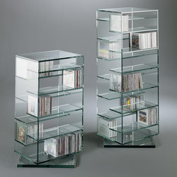 CD 280 + 420 | CD racks | Dreieck Design