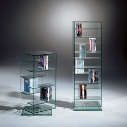 DVC 210 + DVC 350 | CD racks | Dreieck Design
