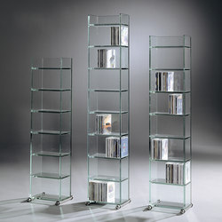 CD 140 T + 180 T + 160 T | Display cabinets | Dreieck Design