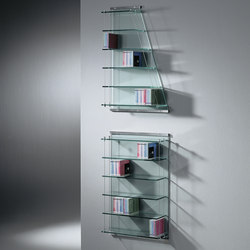 CD 170 s | CD racks | Dreieck Design
