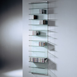 CD 624 s | CD racks | Dreieck Design