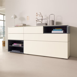 cube change sideboards kommoden von interl bke. Black Bedroom Furniture Sets. Home Design Ideas