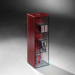 Cube C 100 c | CD racks | Dreieck Design