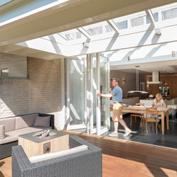 Bi-folding doors SL 78 | Window systems | Solarlux