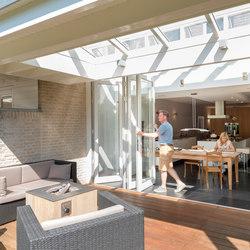 Glas-Faltwand SL 78 | Fenstersysteme | Solarlux