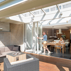 Bi-Folding Door | Woodline | Sistemi di finestre | Solarlux