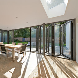 Bi-folding doors SL 80 | Window systems | Solarlux