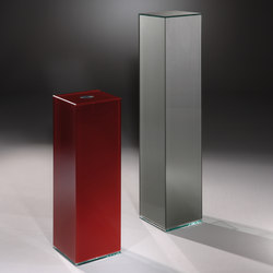 Cube C 100 c + C 180 c | Display cabinets | Dreieck Design