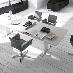 cube gap | Executive desks | interlübke