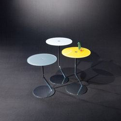 Disc OW c | Side tables | Dreieck Design