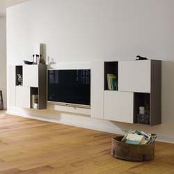 cube play | AV cabinets | interlübke