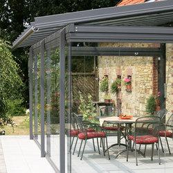 Horizontale Schiebewand | Systèmes de fenêtres | Solarlux