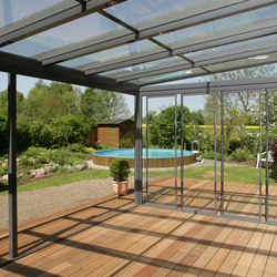 Glass canopy SDL Akzent plus | Winter gardens | Solarlux