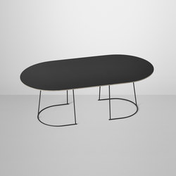 Airy Coffee Table | large | Mesas de centro | Muuto
