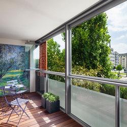 Balcony glasing SL Modular ungedämmt | Vitrages de balcons | Solarlux