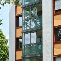 Balcony glasing SL Modular wärmegedämmt | Window types | Solarlux