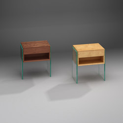 Flair 51 N + E | Night stands | Dreieck Design