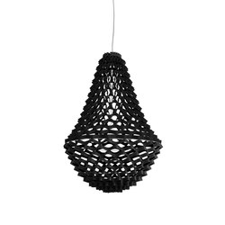 Crown black | Suspended lights | JSPR