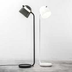 Mona Medium Floor PC980 | Free-standing lights | Brokis