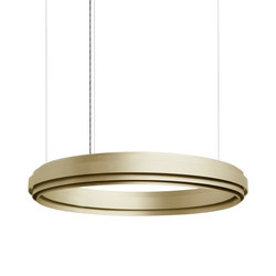 Empire I champagne | Suspended lights | JSPR