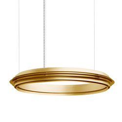 Empire II gold | Suspended lights | JSPR