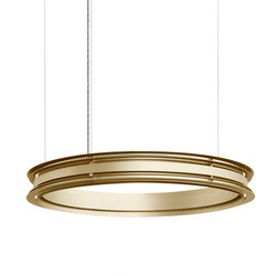 Empire III champagne | Suspended lights | JSPR
