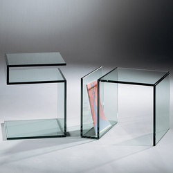 Janus III | Side tables | Dreieck Design
