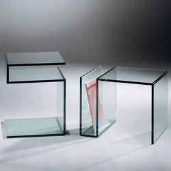 Janus III | Beistelltische | Dreieck Design