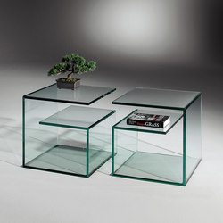 Janus V | Side tables | Dreieck Design