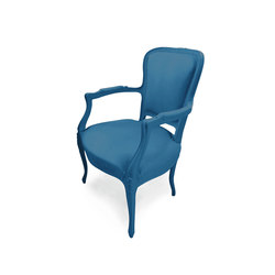 Plastic Fantastic petit toi evening blue | Armchairs | JSPR