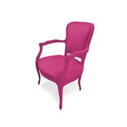 Plastic Fantastic petit toi pink | Garden armchairs | JSPR