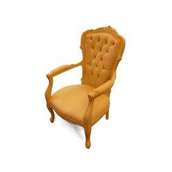 Plastic Fantastic voltaire II orange | Garden armchairs | JSPR