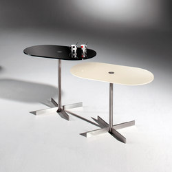 Lido 5050 OW c + LIDO 5045 OW c | Side tables | Dreieck Design