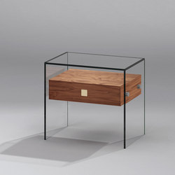 Pure Wood | Night stands | Dreieck Design