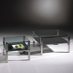 Quadro Qd 5542 c + Qd 7742 sc | Tables basses | Dreieck Design