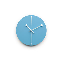 Dotty Clock ABI11 LAZ | Horloges | Alessi