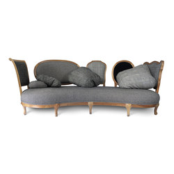 Back to Back | Sofas | Nigel Coates Studio
