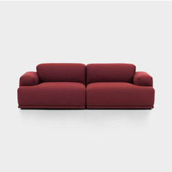 Connect Sofa | 2-seater | Lounge sofas | Muuto