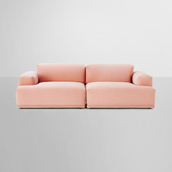 Connect Sofa | 2-seater | Canapés d'attente | Muuto
