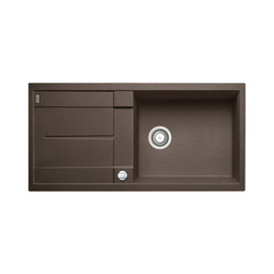 BLANCO METRA XL 6 S-F | SILGRANIT Coffee | Kitchen sinks | Blanco