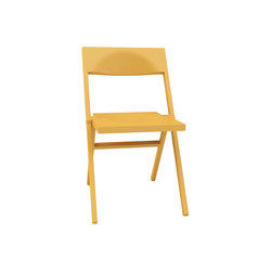 Piana ASPN1017 | Chairs | Alessi
