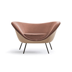 D.154.2 Armchair | Lounge chairs | Molteni & C