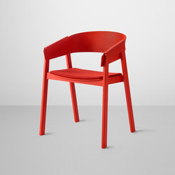 Cover Chair | upholstered | Visitors chairs / Side chairs | Muuto