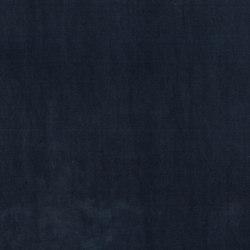 Cloqué de Coton - Bleu Violet | Tessuti | Dominique Kieffer